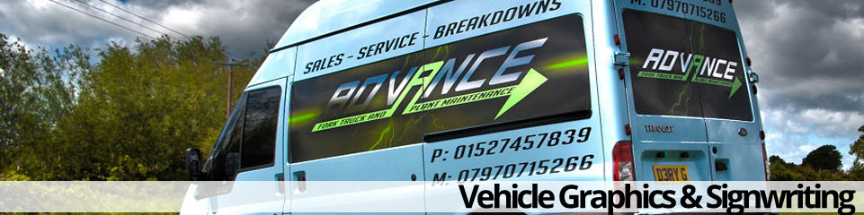 Vehicle Graphics & Printing