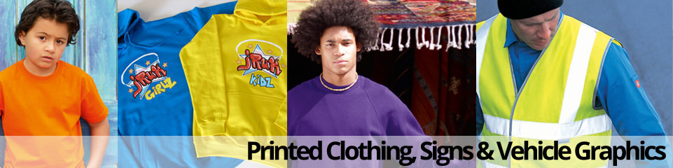 Clothing Printing Experts