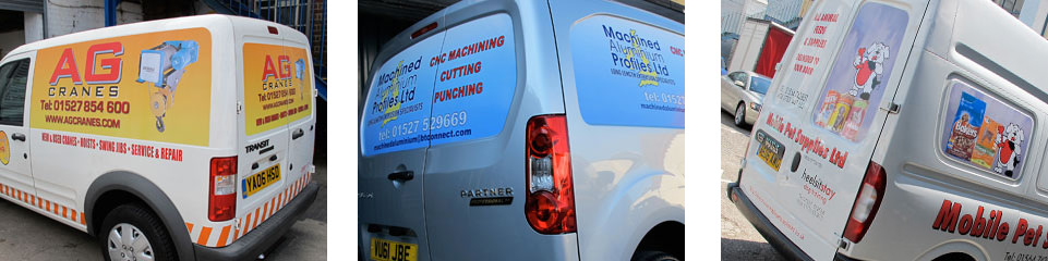 Vehicle Graphics & Printing